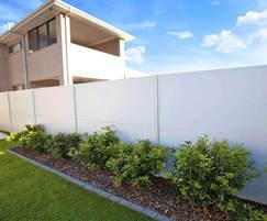 EliteWall modular wall fence