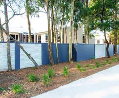 VogueWall wall fence for business facility