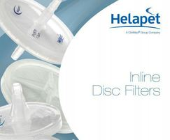 Helapet Ltd - Inline Filters: 2018 Filter brochure from Helapet available now