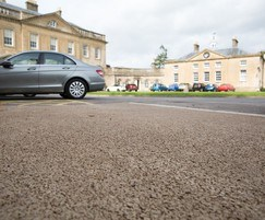 Natratex Cotswold for paths and parking at Bath Spa uni
