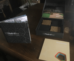 NatraTex: New NatraTex® specifier sample boxes now available