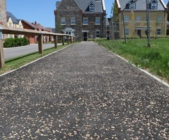 ChipTex decorative paving finish