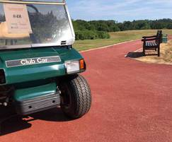 NatraTex Colour® - Rolls of Monmouth Golf Club