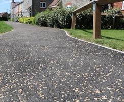 ChipTex decorative paving