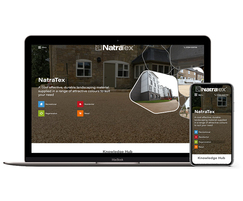 Surfacing specialist NatraTex now on bimstore