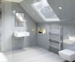Multipanel Click wood floor planks - Coastal Grey Oak