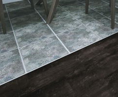 Stick Flagstone tiles and Wood Italian Natural planks