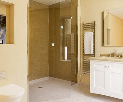 Multipanel WetFlor™ Saturn wet room flooring