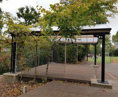 Coleridge Primary School playground