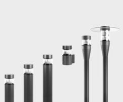 The Elo range of luminaires