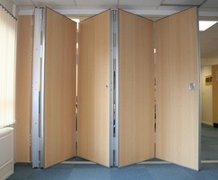 Kudos partitions enable effective space management