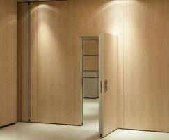 Prestige Moveable Walls with pass door