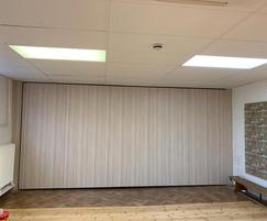 Prestige Movable Wall by Moving Designs Ltd