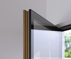 WG65 70mm Thermal Timber/Glass Edge