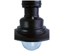 Birkdale Mini heritage lantern for restricted spaces