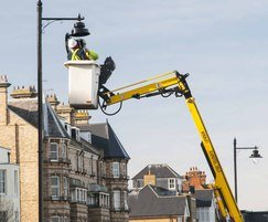 Birkdale lighting is easy to service and maintain