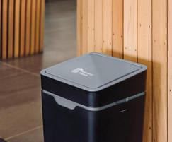 Touch lids for general waste, organics and mixed waste