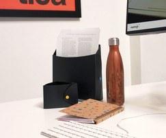 Desktop precyclers - short-term waste paper storage