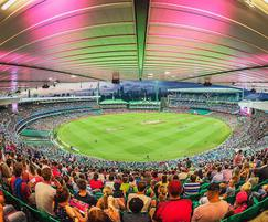 Sydney Cricket Ground uses Method recycling stations
