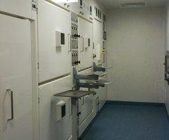 Bespoke modular cleanroom services
