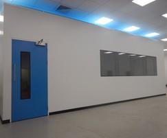 Bespoke modular cleanroom