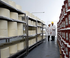 The system prevents mould growth in the packing rooms