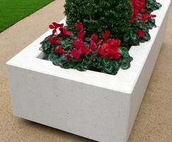 Shropshire Concrete Planter