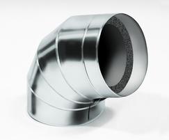 AL CLAD ELBOW elastomer and foil