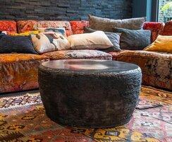 Furn Grey table