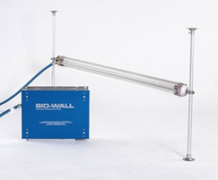 Biowall UV Air Disinfection for air ducts