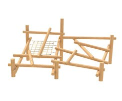 Log Climbing Frame No.2 - product code CL.2.02