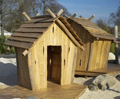 Playhut No.1 for children aged 2+ years