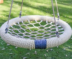 Basket swing