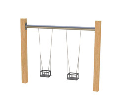 Swing No.5 Steel Toddler - product code SW.1.05ST