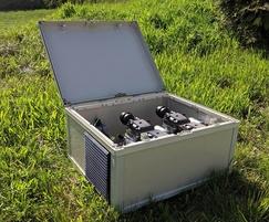 AirEco diffused lake aerator