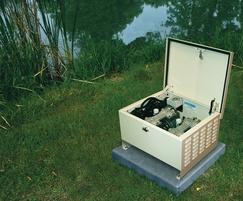 AirPro diffused lake aerator
