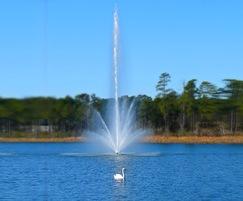 Celestial Taurus floating lake water fountain