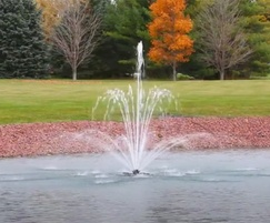 Decorative Masters Series floating fountain