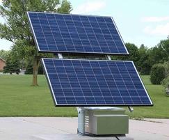 Solar AquaAir diffused lake aeration