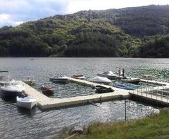 RotoDock floating pontoon - marinaw
