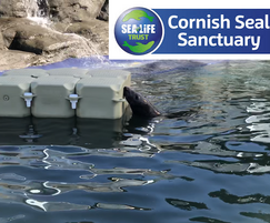 Heathland Group: Pontoon donated to SEA LIFE Trust Seal Sanctuary