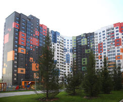My Address residential complex, Moscow
