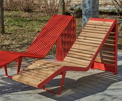 Punto Design: Infinity sun loungers win 2020 GOOD DESIGN® award
