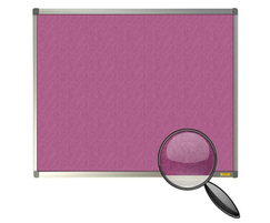 Aluminium Framed Polycolour Fire Resistant Board