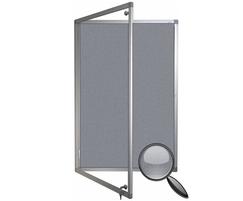 Cara Lockable Notice Board