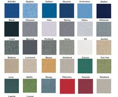Camira Cara Colour Range