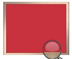 Wooden Framed Camira Cara Notice Board