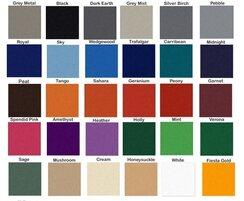 Felt Colours