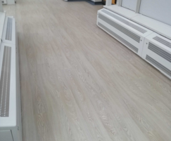 DeepClean™ radiators and cover for hospital