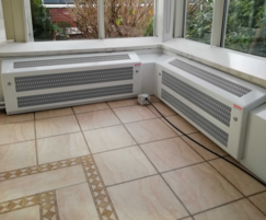 LST radiators come with BioCote protection